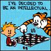 intellectual (calvin & hobbes)