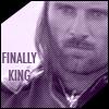 Finally King
