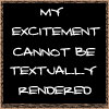 Adoable Frunk: textually render