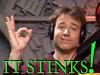 """Joel """"It Stinks!"""""""