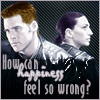 Farscape - John&Aeryn - happiness