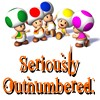 KIDS outnumbered