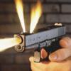 compensator glock pistol firearm gun