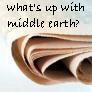 folded newspaper
