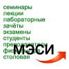 study / university / mesi