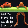 Jess Hart: Suicidal Frog