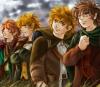 Shirebound: Four hobbits - Mucun/Rei