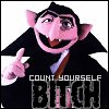 Muppets - The Count