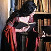 Wibbley-wobbley timey-wimey...stuff: Arwen reading (by cleolinda)