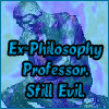 ex-philosophy prof - alliterator