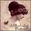 Milkshake Butterfly: fionavar cover art
