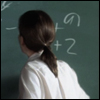 that's Teacher's Aide MacDonald to you, torture them with arithmetic