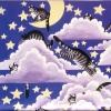 Leni Jess: Cat Heaven (art by Kliban)