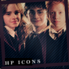 Harry Potter Icons and Graphics