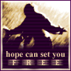 Hope can set you free / nefer_tari