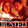 x-files - damn.. busted!