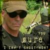 Robyn Goodfellow: shoot him