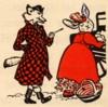 MrFox furry rabbit bunny fox
