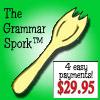 Grammar Spork