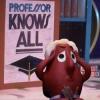 Professor Knows All!