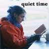Movies - quiet time