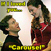 "Kevin as Billy Bigelow in ""Carousel"""