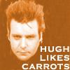 Hugh Likes Carrots: carrots
