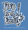 [Five Iron Frenzy: eight people in a stinky van.]