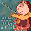 i teach sunday school, motherfucker.: flowers chocolate and promises by spiffy