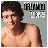 Orlando Bloom icons