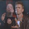Raven: Joe & Billy clapping