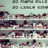 So many pills so little time