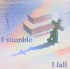 Trigun - Wolfwood - Stumble and Fall