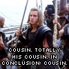 """patrochilles- """"cousins"""" // by cleolinda"""