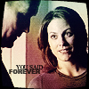 Stef: XF D/R Said Forever - by sombras_azules
