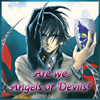 devil, Persona 1, angel, SMT