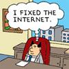 Dilbert's Boss Is Silly