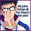Tennis no Oujisama: Inui Juice