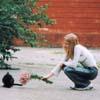 Kunitza & black cat