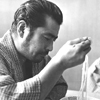 toshiro mifune eating noodles