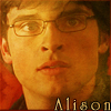 Alison: love you chlex