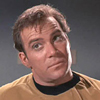 james t. kirk - my eyeliner is smudged
