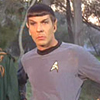 mr. spock - well i never!