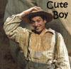 Chelsea Frew: Ty Cute Boy