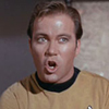 james t. kirk - fish face