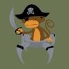 pirate-monkey-robot