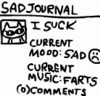 sad journal