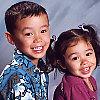 Kyle & Alani - August 2004