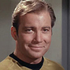 james t. kirk - happy
