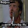 Punisher: Hey... you broke it..